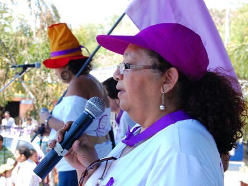 8 de marzo 2012 en Nicaragua