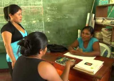 """Estamos listas para encabezar las listas"""" Nicaragua.Mayagna"""