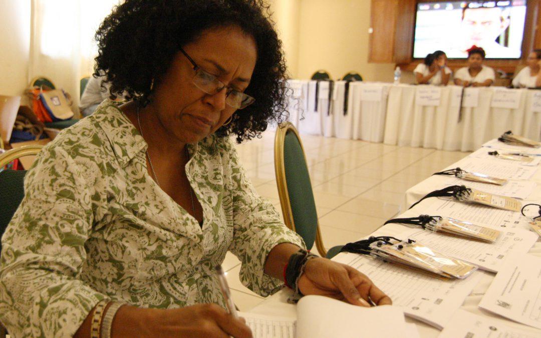 Primera Cumbre de lideresas Afrodescendientes 2015