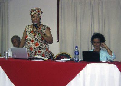Caribe Nicaragua y Latinoamerica , Foro Subregional junio 2012